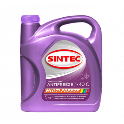 Sintec Antifreeze Multi Freeze