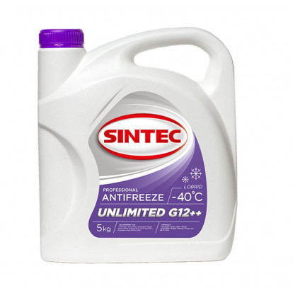 Sintec ANTIFREEZE UNLIMITED G12 + +