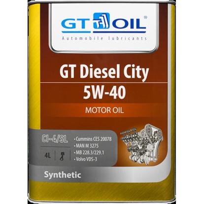 GT Diesel City 5W-40