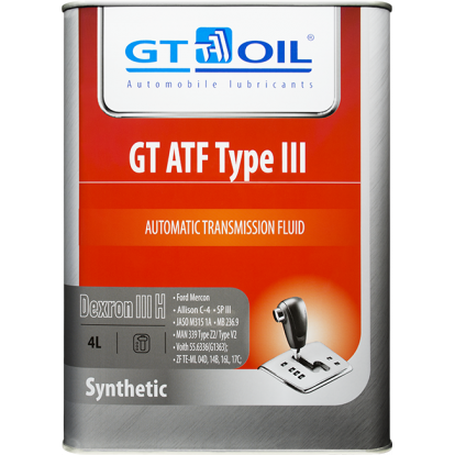 GT ATF Type III