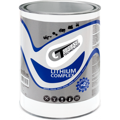 GT Lithium Complex Grease HT EP2