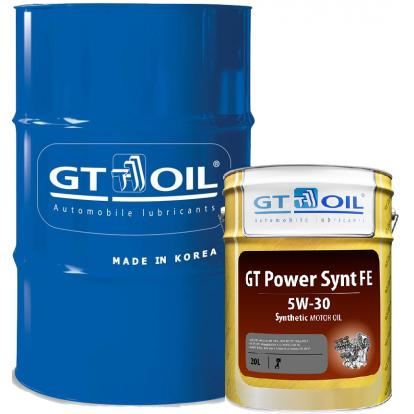 GT Power Synt FE 5W-30, API CI-4, ACEA E4/E7