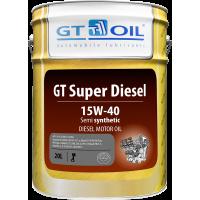GT Super Diesel 15W-40 CI-4