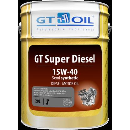 GT Turbo Diesel