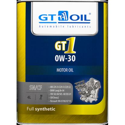 GT GT1 0W-30