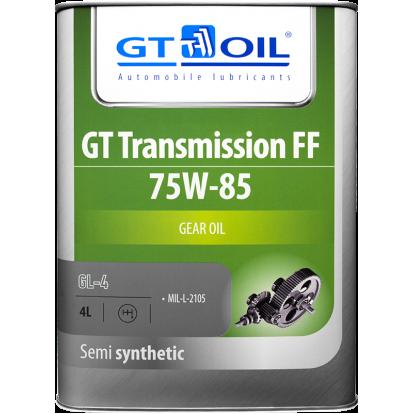 GT Transmission FF 75W-85 GL-4