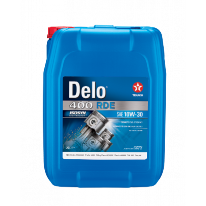 DELO 400 RDE 10W-30